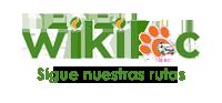 logo de la app de wikiloc